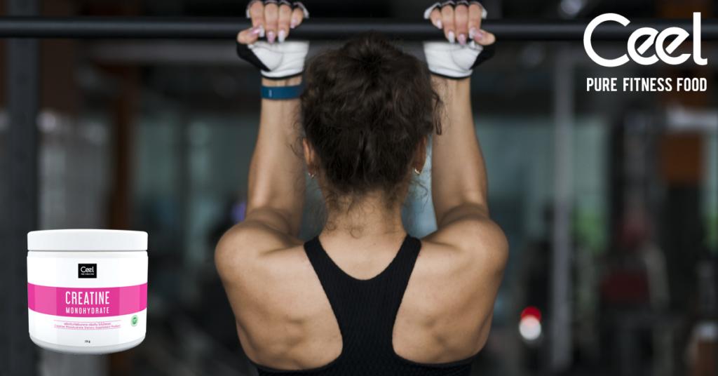 women bar exercise