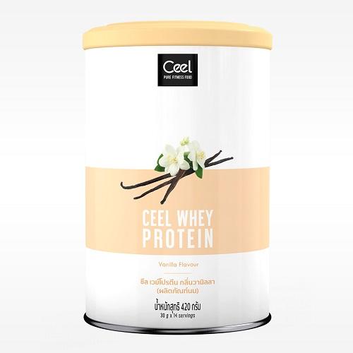 ซีล เวย์โปรตีน กลิ่นวานิลลา 420 กรัม