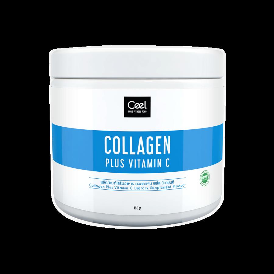 COLLAGEN PLUS VITAMIN C 180 g